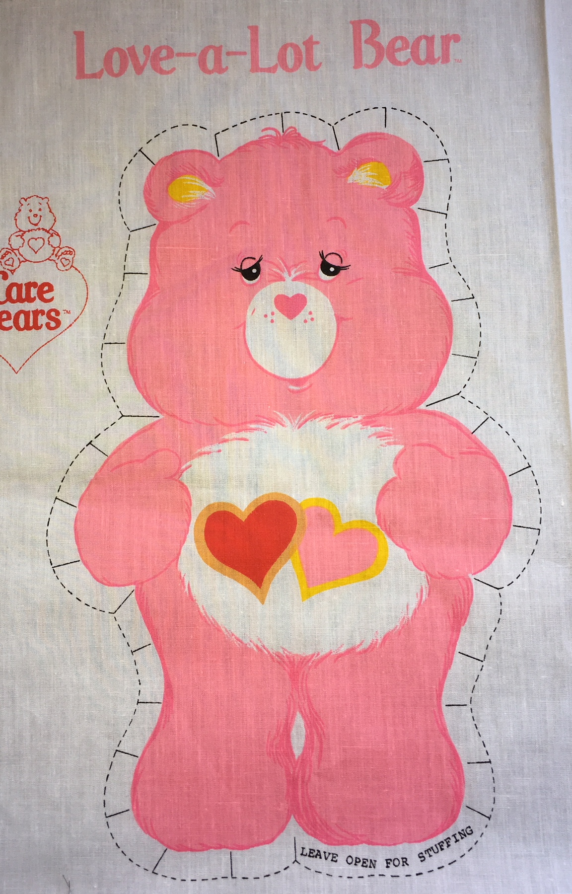 Dellajane Cut And Sew Fabric Panels For Dolls Toys Pillows Quilts