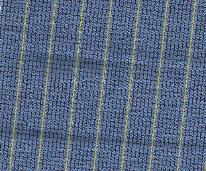 blue black plaid fabric