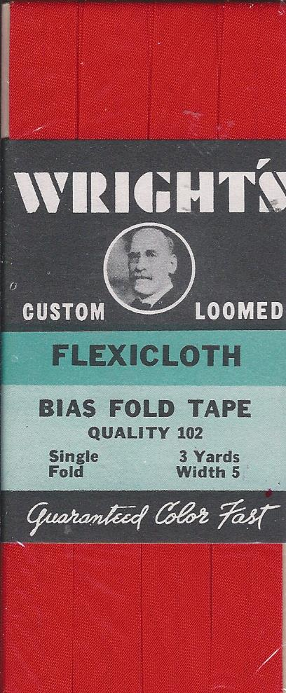 cotton bias tape
