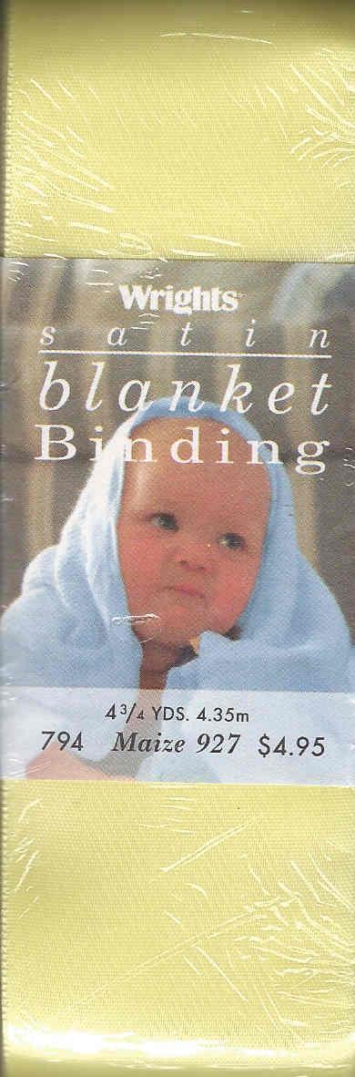 polyester satin blanket binding