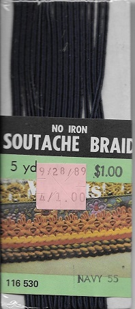 soutache braid
