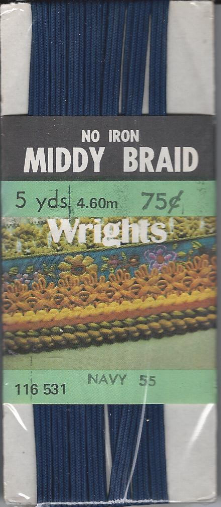 middy braid