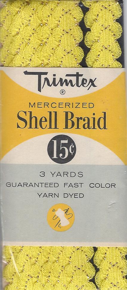 shell braid