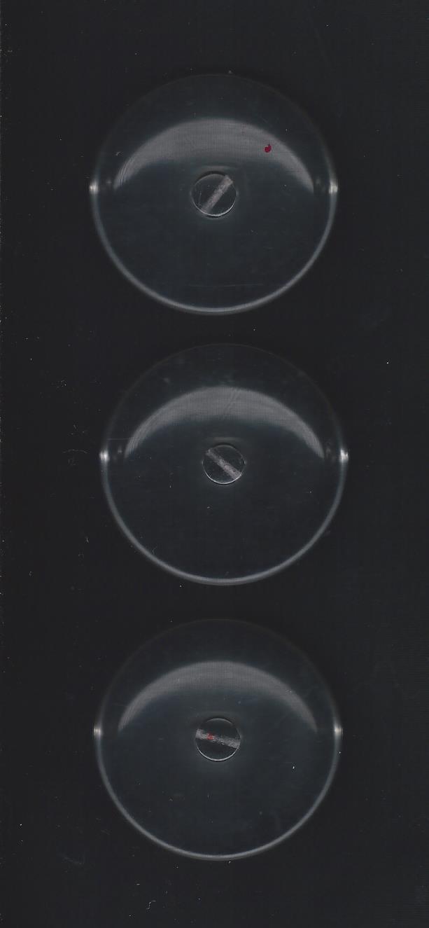 clear shank button