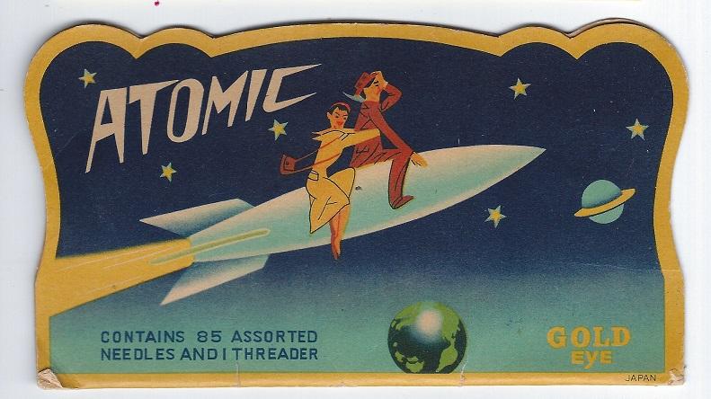atomic needle case