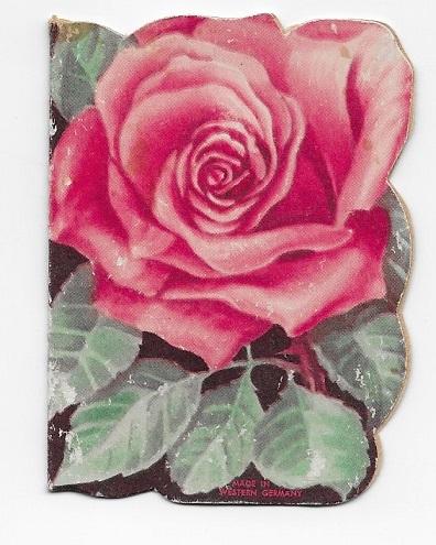 Rose needle case