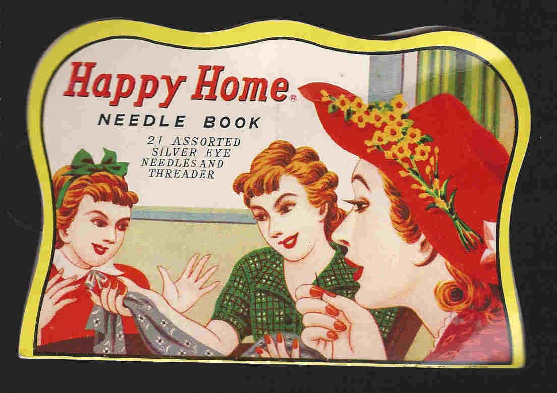 happy home needle case