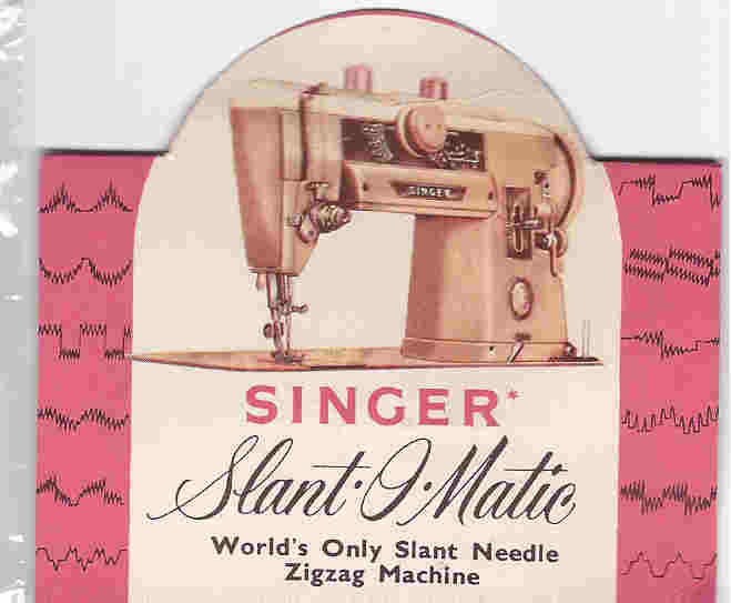 singer needle case