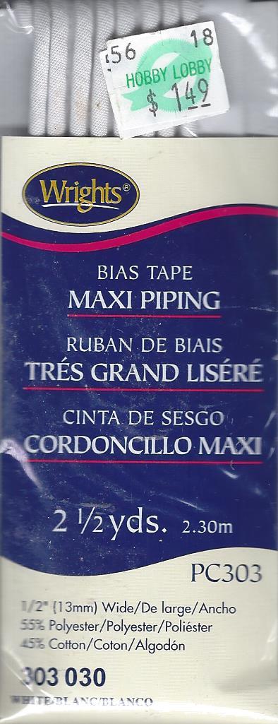 maxi piping