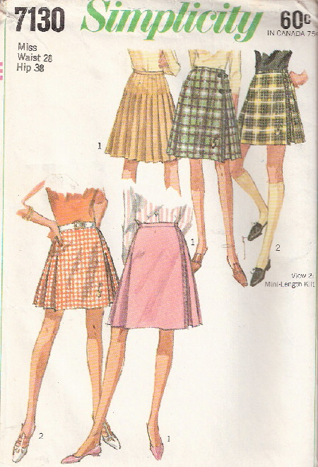 kilt sewing pattern