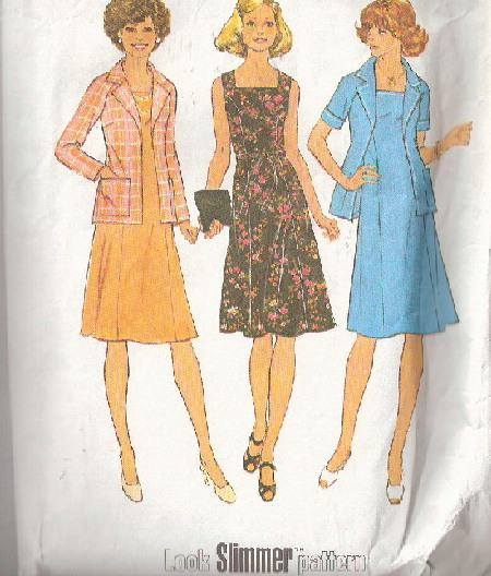 dress jacket sewing pattern