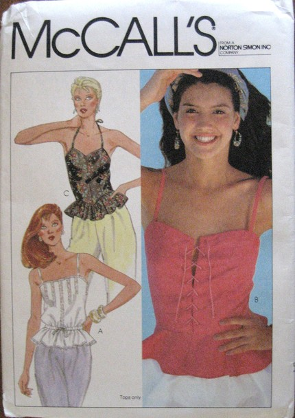 camisole sewing pattern