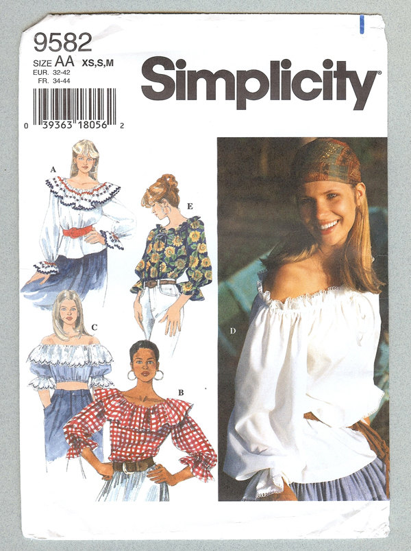 DellaJane Sewing Patterns For Fashions From the 1990s