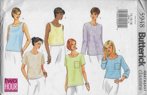 sew-easy shirt sewing pattern