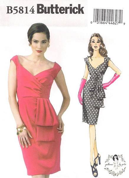 dress sewing pattern