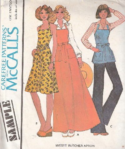 DellaJane Sewing Patterns For Aprons and Kitchen