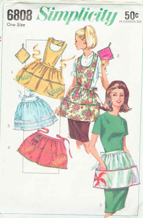 apron potholder sewing pattern