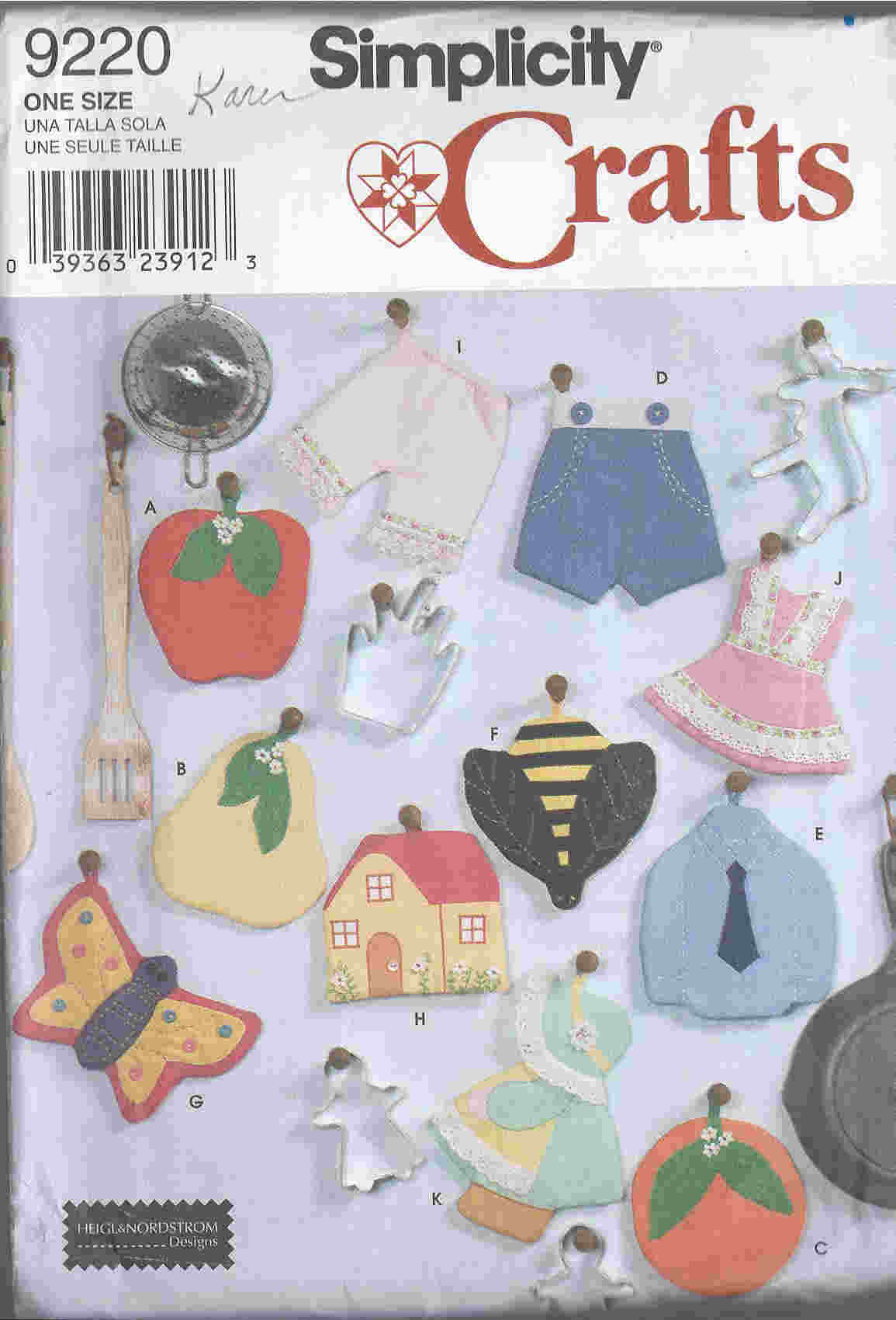 potholder sewing pattern