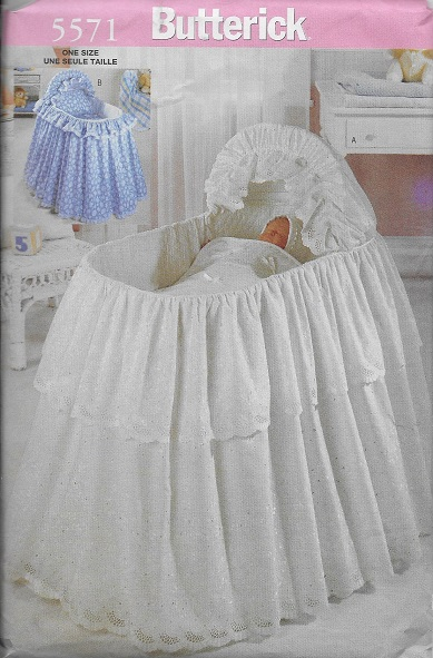 baby bassinet sewing pattern