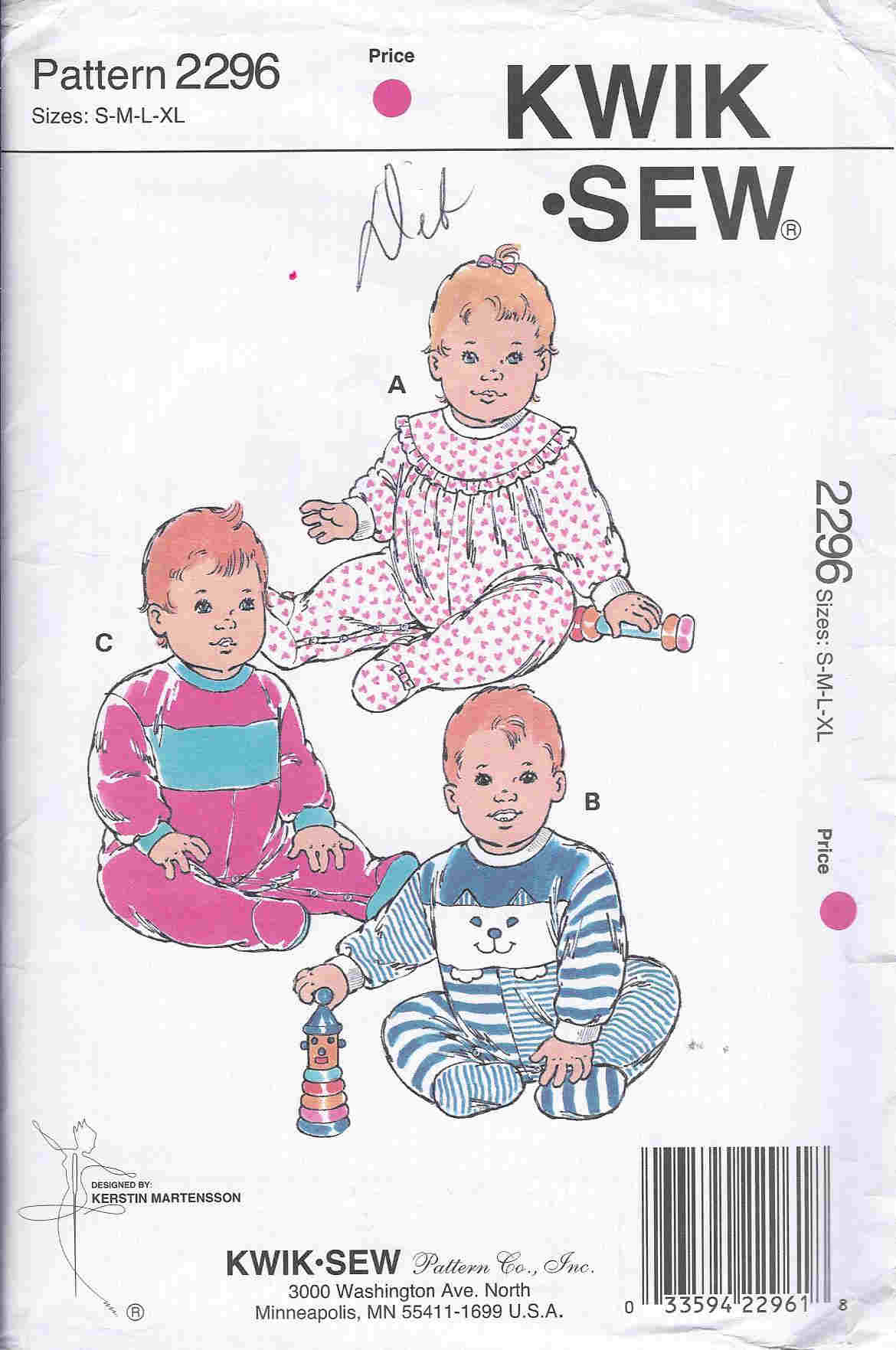 baby jumpsuit pattern