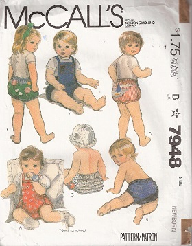romper panties sewing pattern
