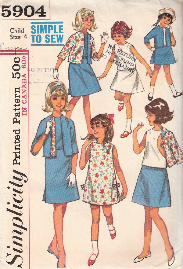 drfess top skirt jacket sewing pattern