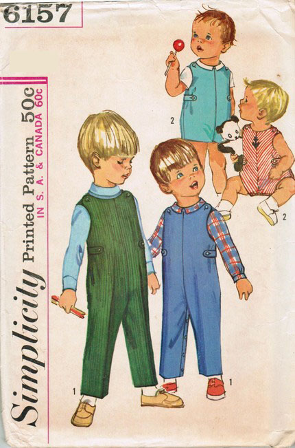 overalls shirt sewing pattern