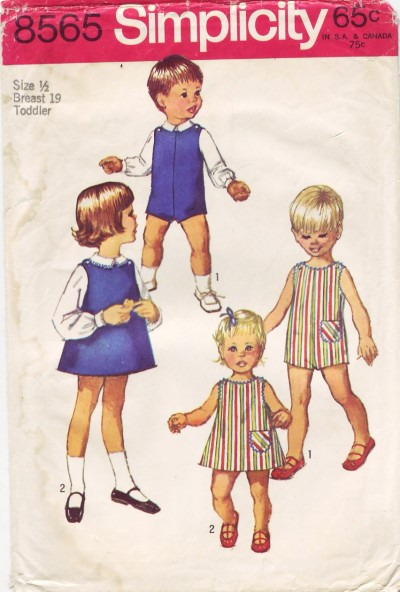 dress jumper blouse suit sewing pattern