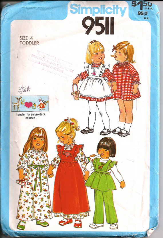 dress pinafore pants sewing pattern