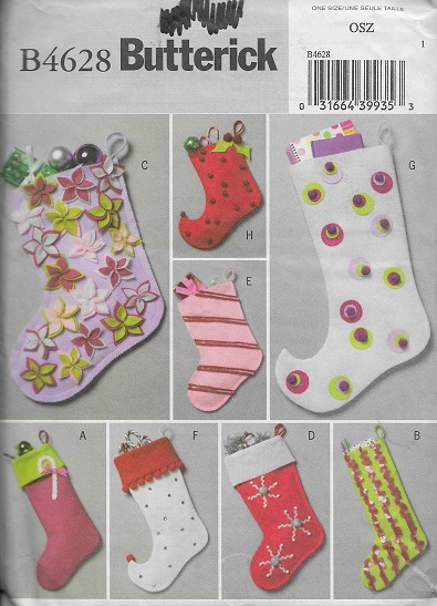 stockings sewing pattern