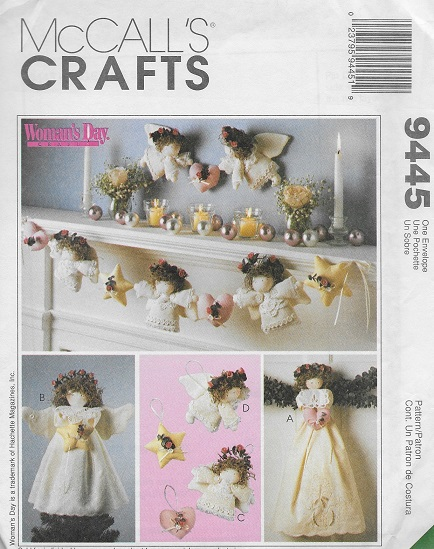 christmas angel sewing pattern