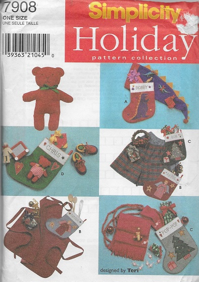 stocking stuffers sewing pattern