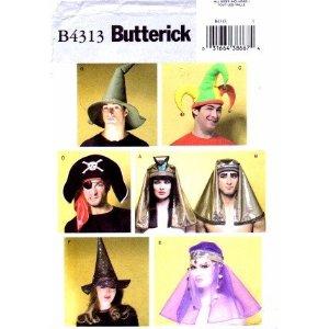 costume hats sewing pattern