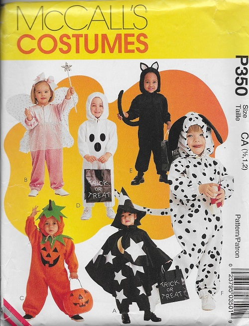 Baby Halloween Costume Sewing Patterns Halloween