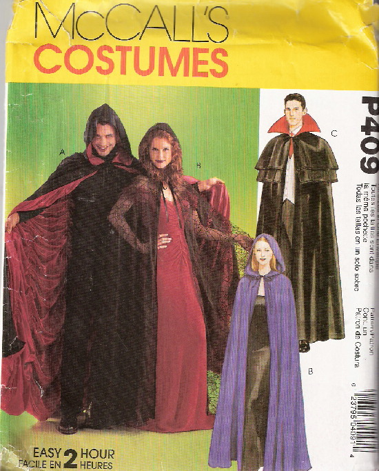 wizard costume sewing pattern