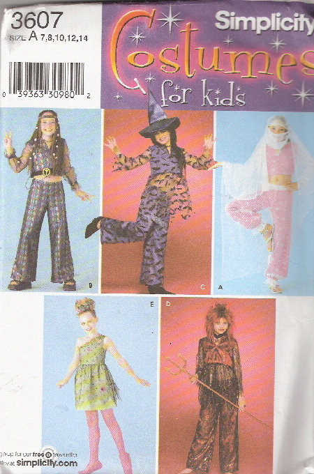 DellaJane Sewing Patterns: Costume Sewing Patterns Page 5