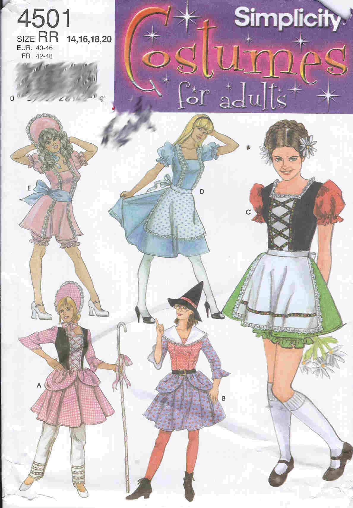 DellaJane Sewing Patterns For Costumes: Cartoon Movie Superheros ...
