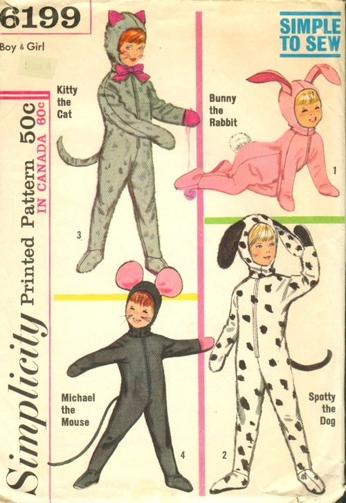 DellaJane Costume Sewing Patterns for Animals, Gypsy, Pirates ...