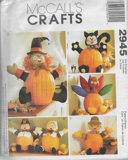 pumpkin sewing pattern