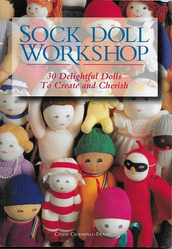sock doll sewing pattern