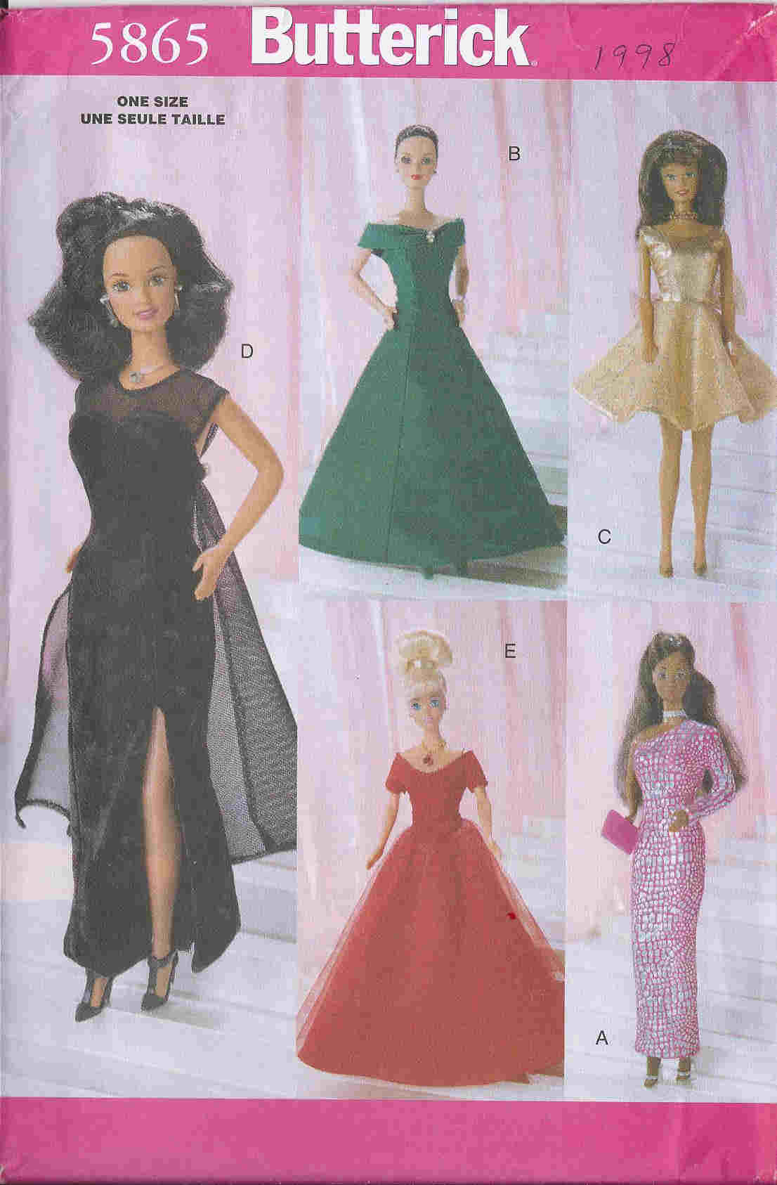 Barbie sew free fashions 78