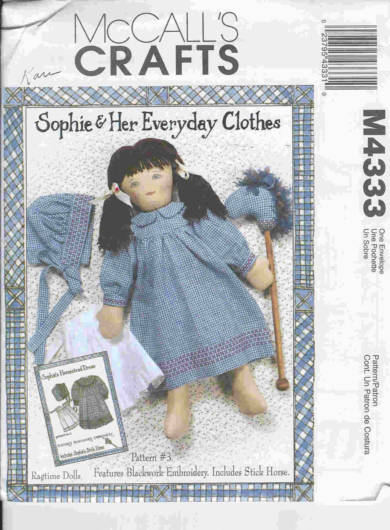 sophie sewing pattern