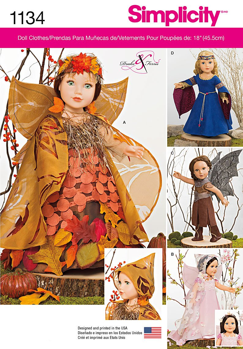 fairy costume sewing pattern
