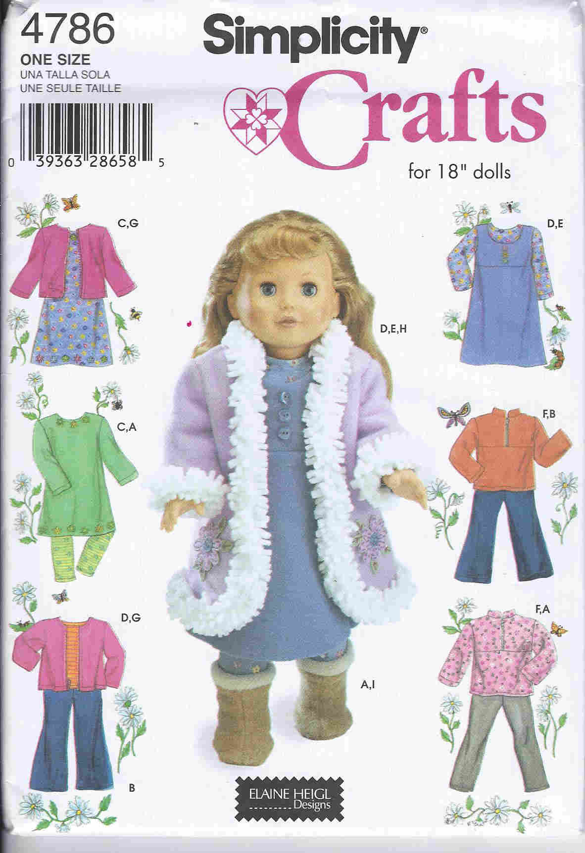 american girl doll clothes sewing pattern