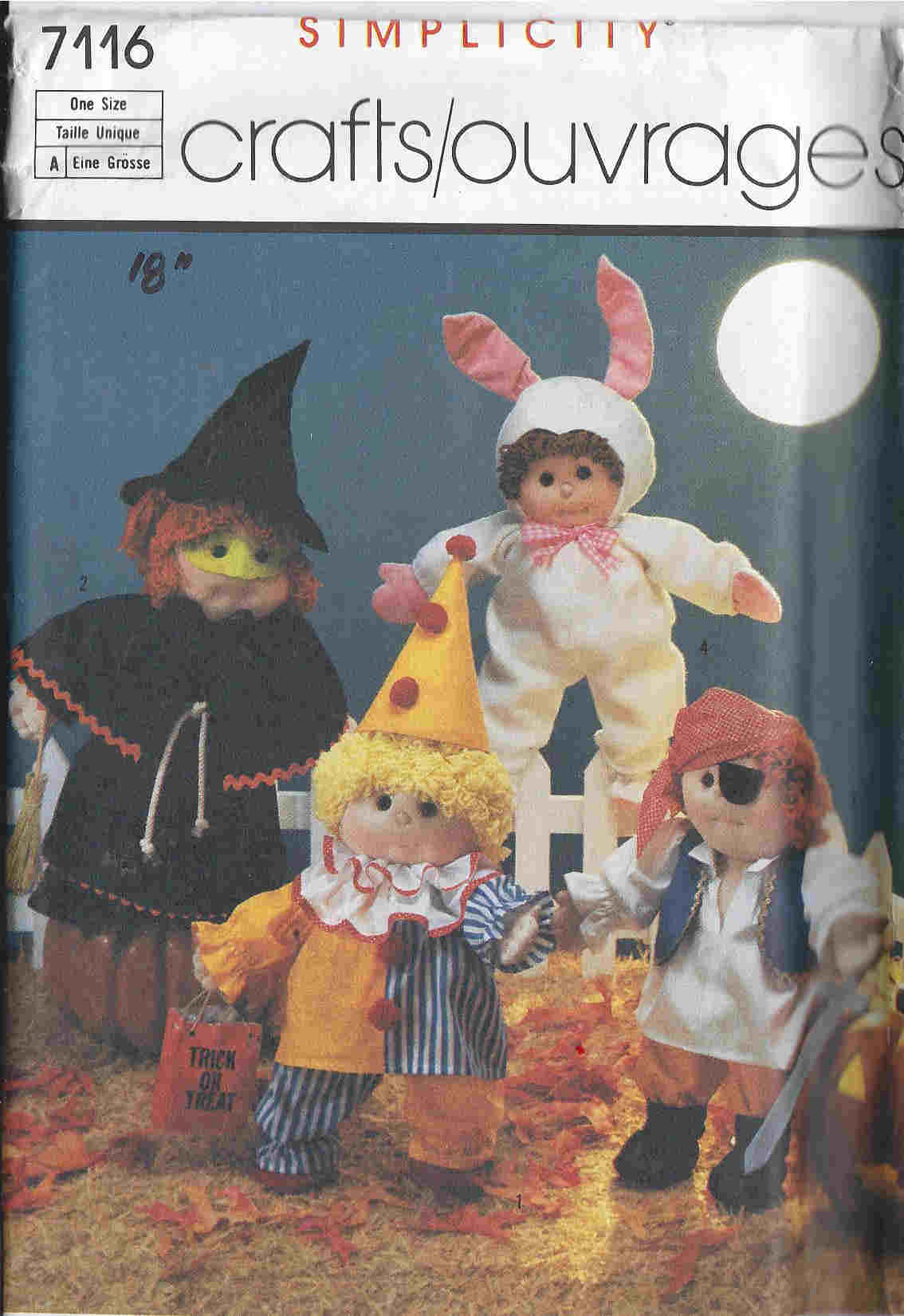 cabbage patch kids halloween costumes sewing pattern