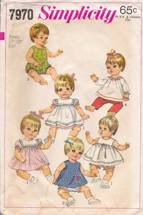 DellaJane Sewing Patterns: Clothes for Dolls