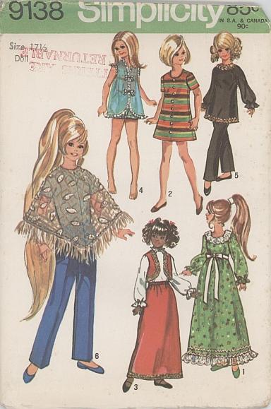 Crissy dress blouse tunic skirt pants poncho sewing pattern
