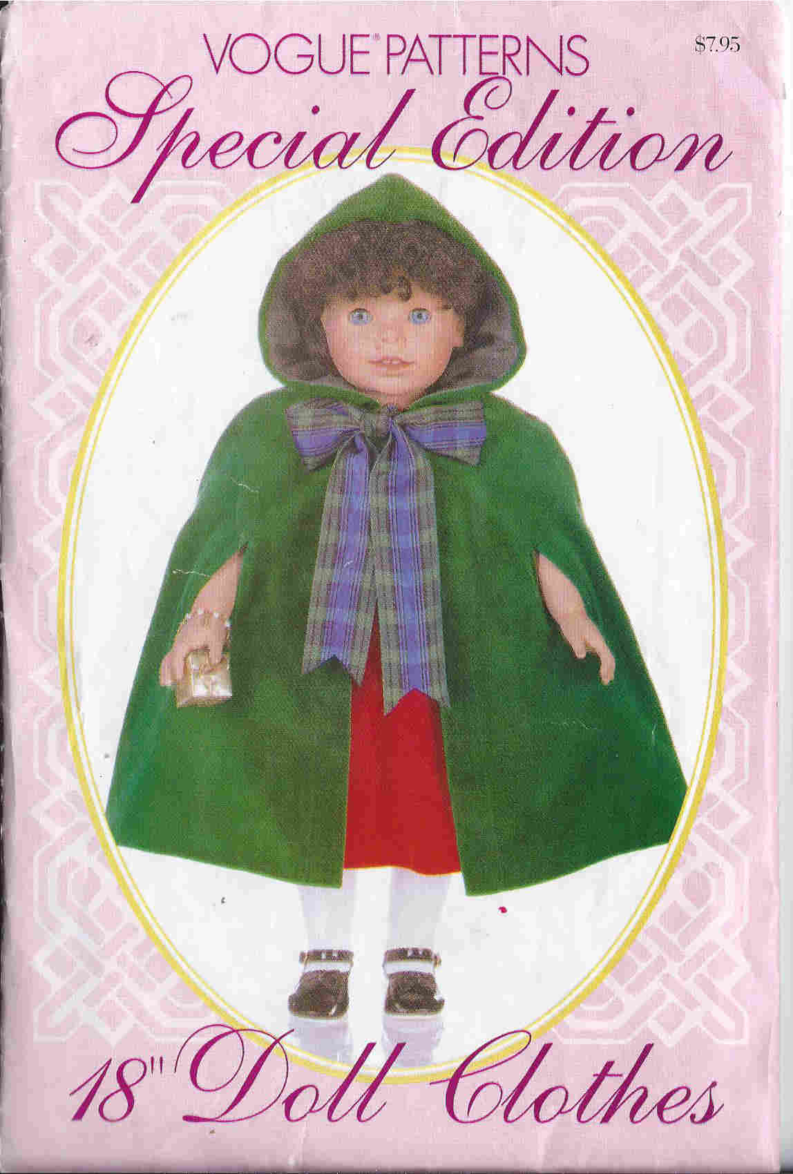 hooded cape sewing pattern
