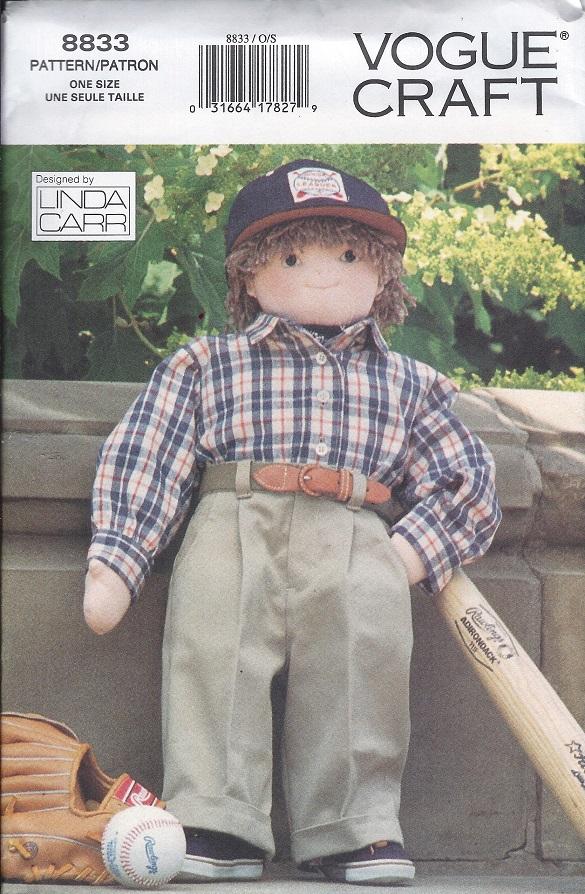 little friend doll sewing pattern