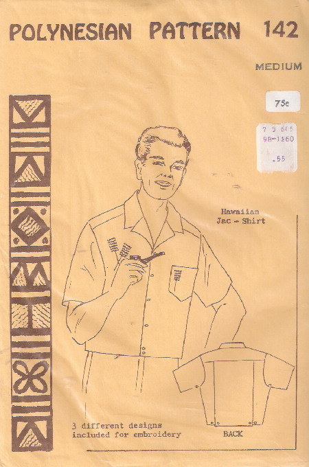 Polynesian Sewing Pattern